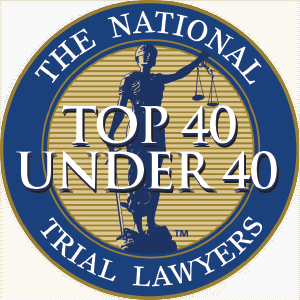 top 40 under 40 trial lawyers