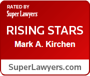Mark rising stars logo